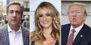 Cohen, Stormy, and Trump